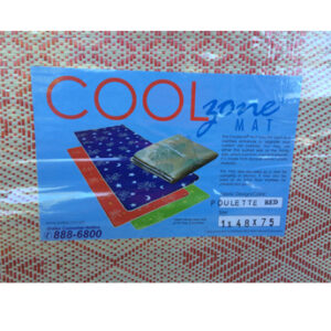Cool-Zone-Mat-Poullete-Red