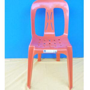 Uratex-Chair-Orange